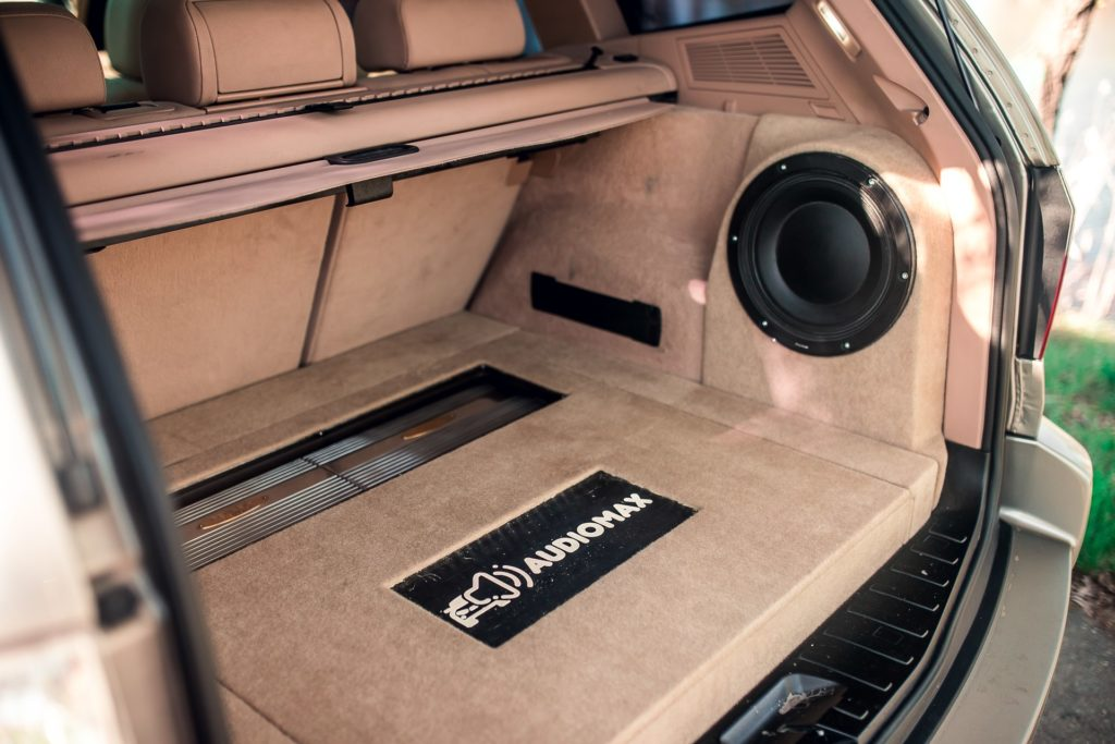 BMW X3 саб Омск