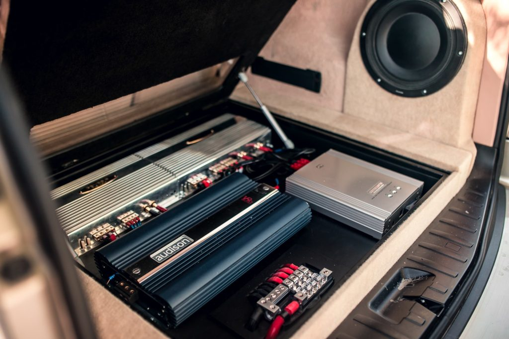 BMW X3 аудио Омск