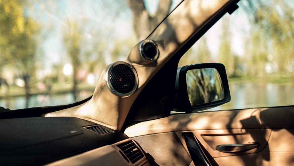 BMW X3 аудиосистема Омск