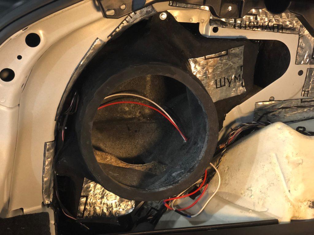 Корпус стелс для Mercedes-Benz GLE-Class