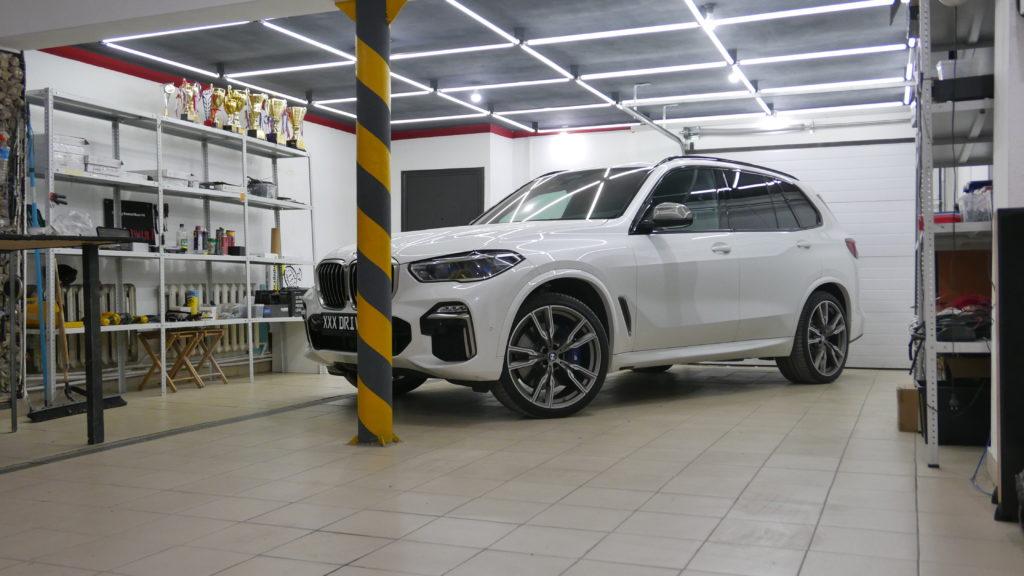 BMW X5 g05 звук. Автозвук.