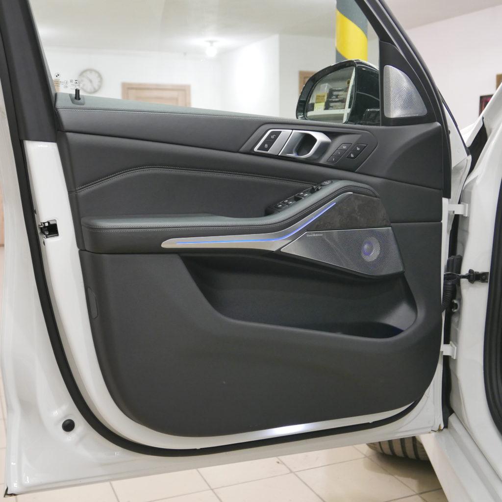Замена штатных динамиков BMW X5 g05