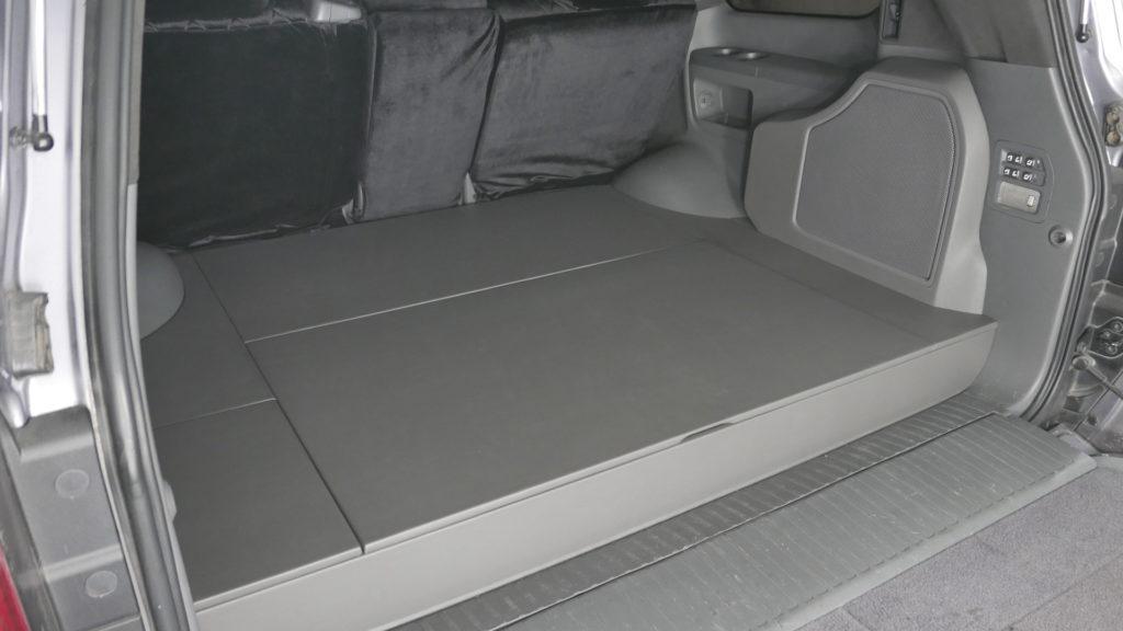 фальшпол и сабвуфер стелс Lexus LX570