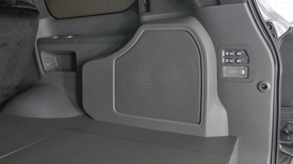 сабвуфер стелс для Lexus LX570