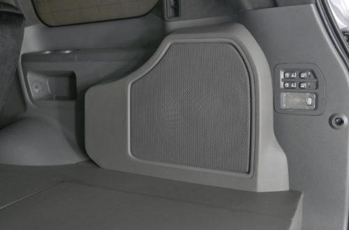 Автозвук в Lexus LX570 на топовых компонентах