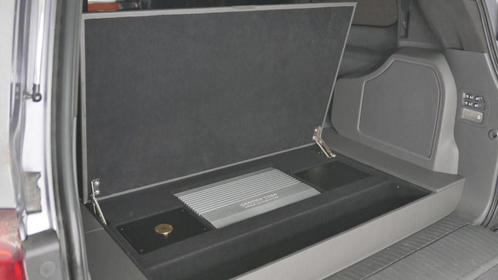 фальшпол для Lexus LX570